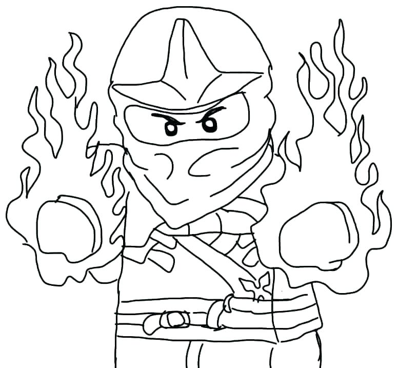 774x717 Printable Lego Ninjago Coloring Pages Free Printable Coloring