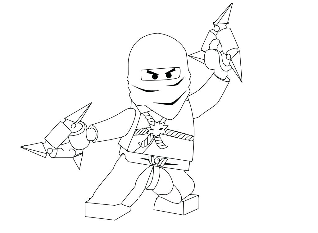1024x750 Free Ninja Coloring Pages Free Ninja Coloring Pages Best Images