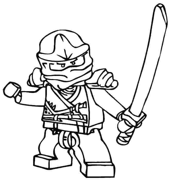 lego ninjago coloring pages kai zx at getdrawings  free