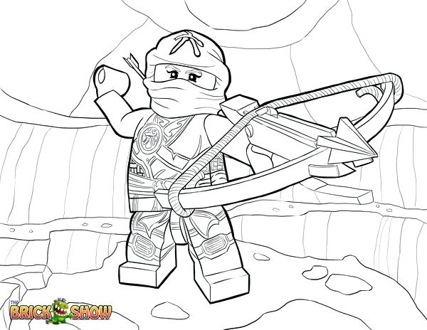 600x464 Lego Ninjago Coloring Pages In Coloring Pages Lego Ninjago