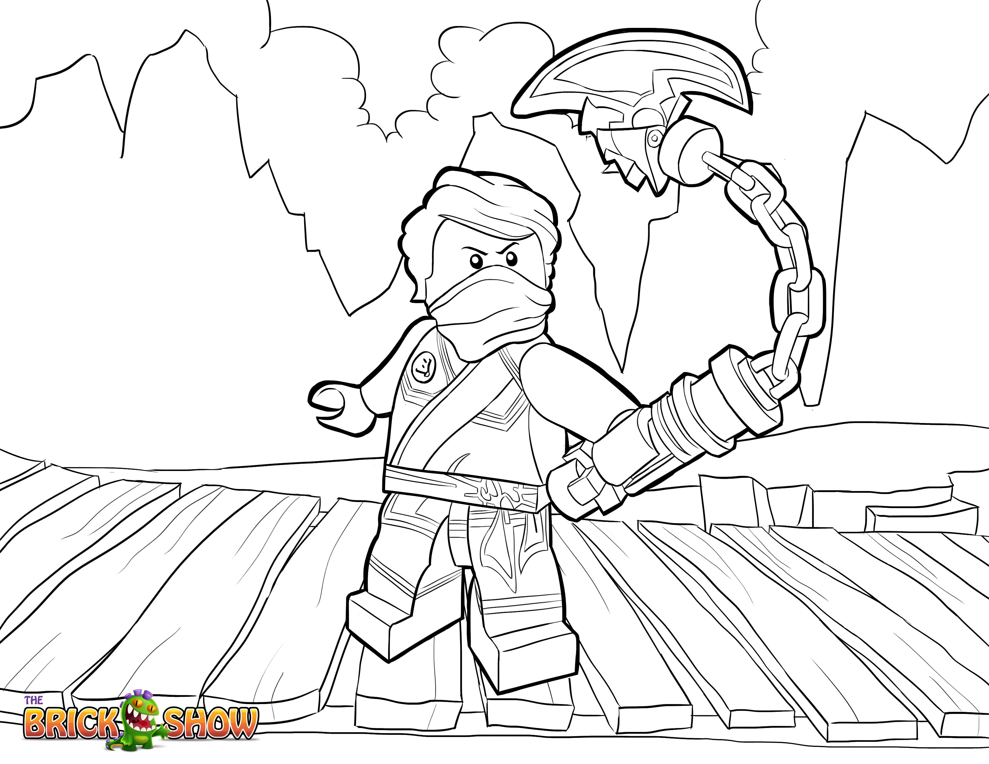 3300x2550 Best Of Zane Ninjago Coloring Pages For Kids