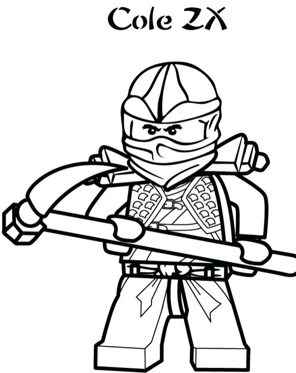 580x730 Ninjago Zane Coloring Pages Coloring Pages Free Printable Lego