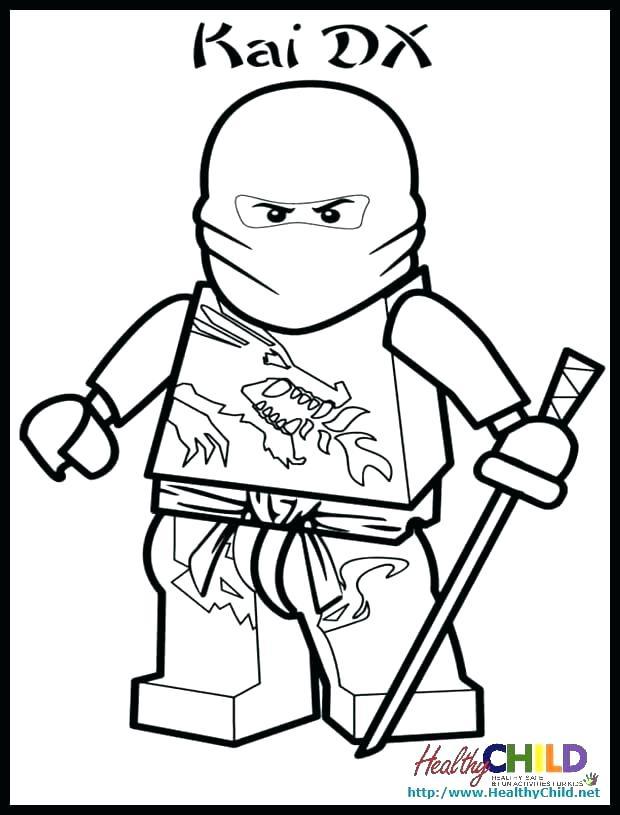 Lego Ninjago Jay Coloring Pages at GetDrawings | Free download