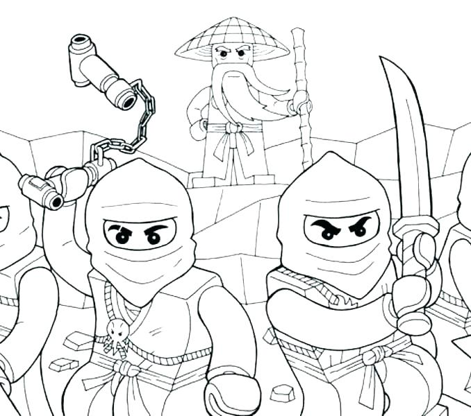 678x600 Lego Ninjago Coloring Page Coloring Pages To Print Coloring Pages