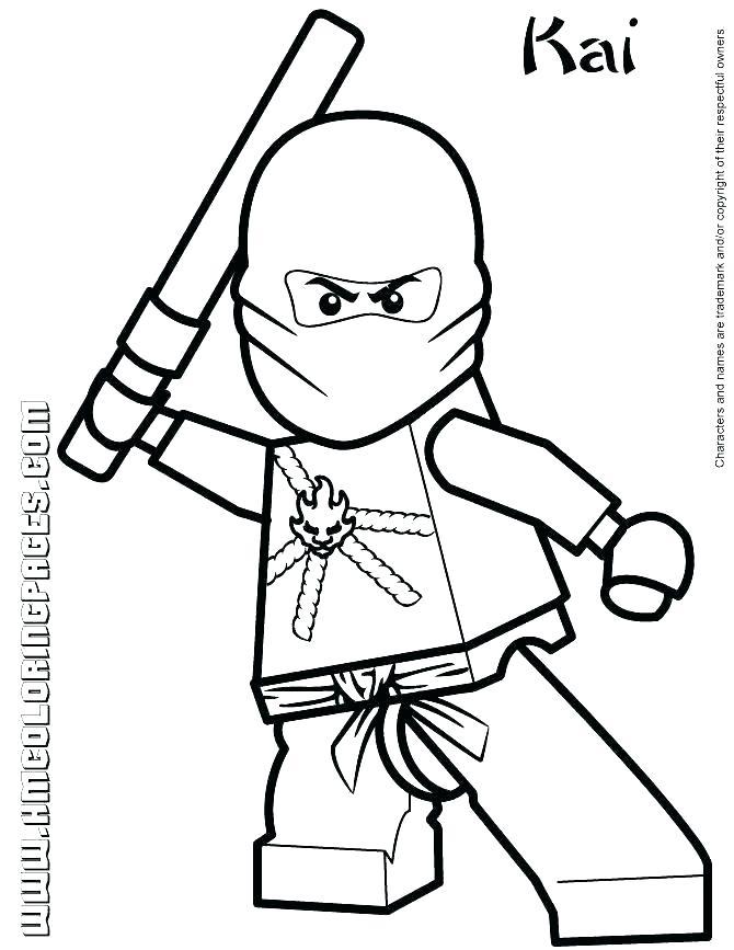 670x867 Lego Ninjago Coloring Pages To Print Coloring Page Ninja Ninja