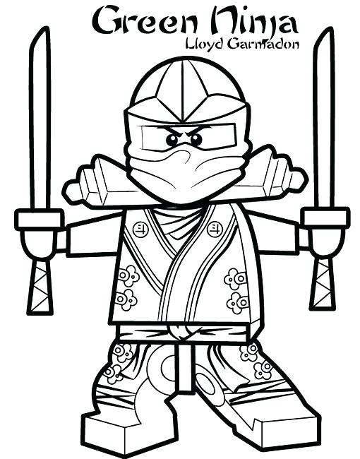 510x650 Lego Ninjago Coloring Pages To Print Coloring Pages To Print