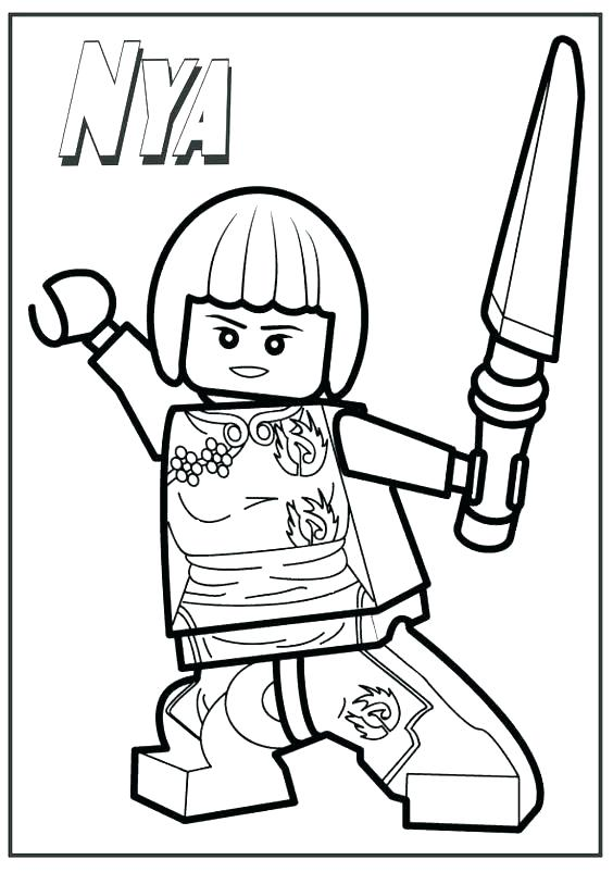 564x802 Coloring Pages Of Ninjago Rebooted Coloring Pages Coloring Pages