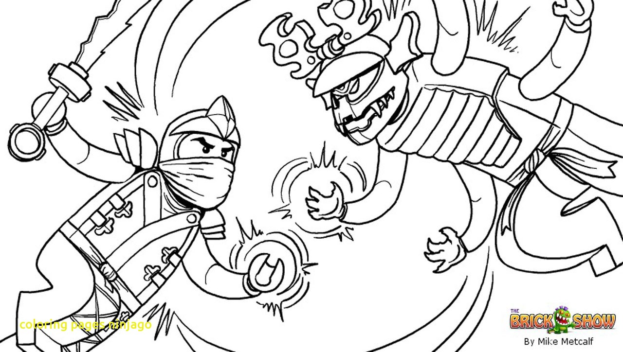 1280x724 Strong Lego Ninjago Rebooted Coloring Pages