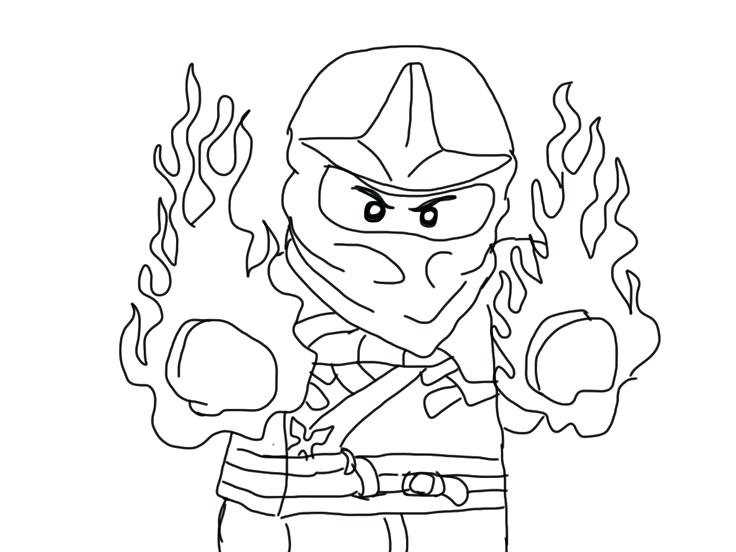 736x552 Coloring Pages Fire Coloring Pages Lego Ninjago Pictures Color