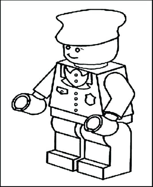 533x650 Lego Guy Coloring Page Coloring Pages Free Lego Man Coloring Pages