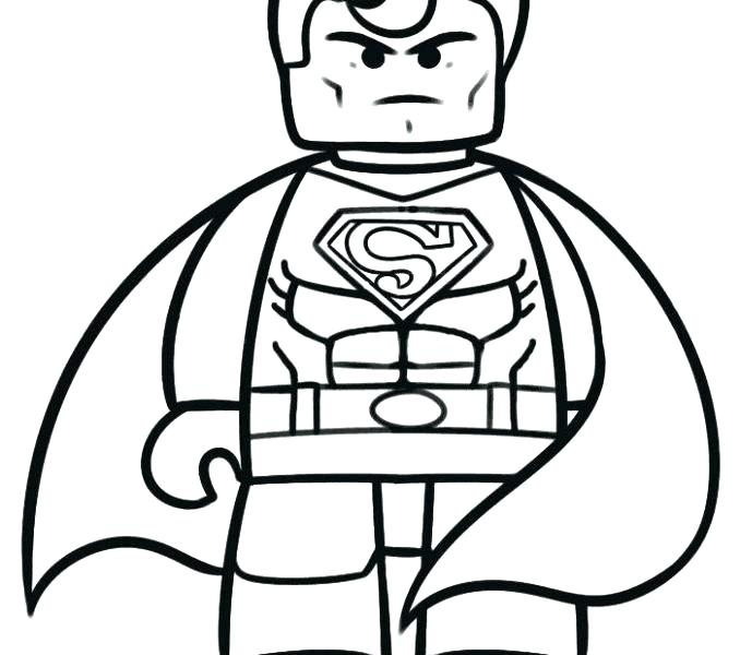 678x600 Lego Minifigure Coloring Pages Figure Coloring Pages Character
