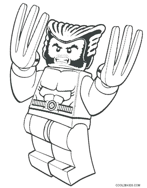 587x750 Lego Characters Coloring Pages Coloring Pages For Girls