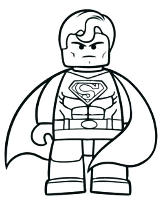 541x680 Superman Color Page Superman Logo Coloring Page Printable Coloring