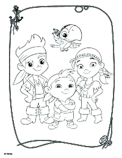 417x540 Coloring Pages Pirates Will Turner And Captured Coloring Pages