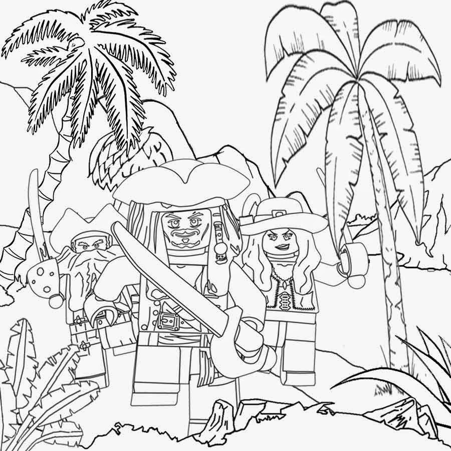 900x900 Absolutely Design Pirates Of The Caribbean Coloring Pages Lego