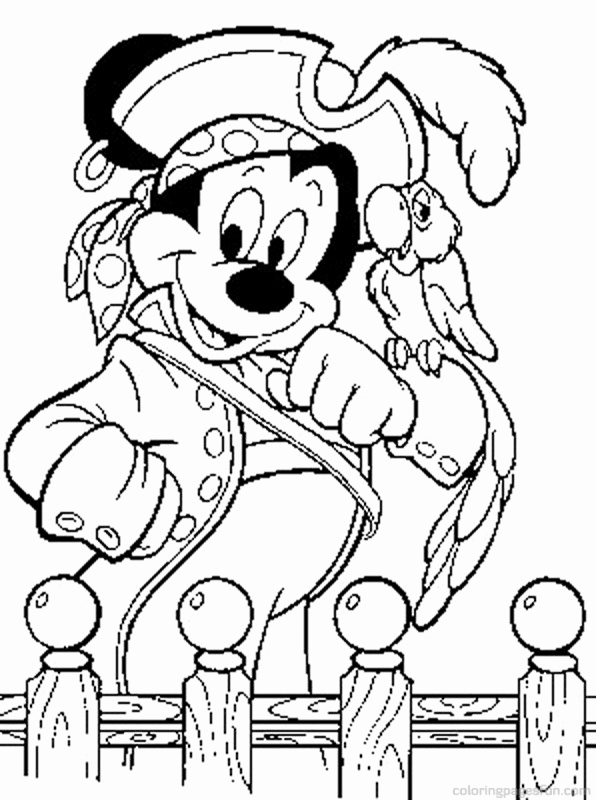 596x800 Pirates Of The Caribbean Coloring Pages Stock Pirate Pertaining