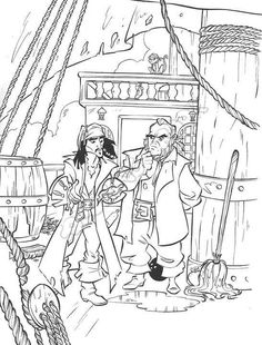 236x310 Pirates Of The Caribbean Coloring Pages And Lego Inspired Free