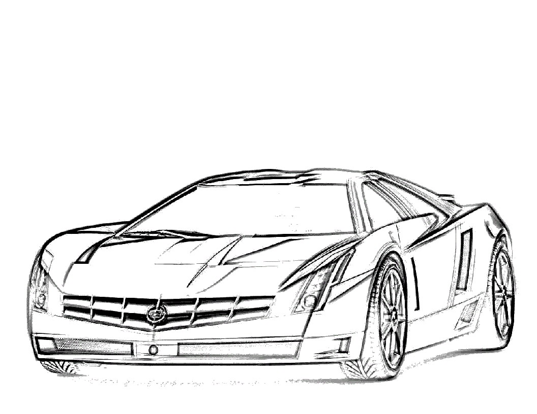 1056x816 Skill Racecar Coloring Page Pages Printable Race Cars New Free Car