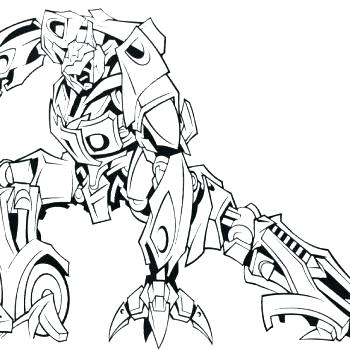 350x350 Robot Coloring Pages Robot Coloring Pages Coloring Page Robot