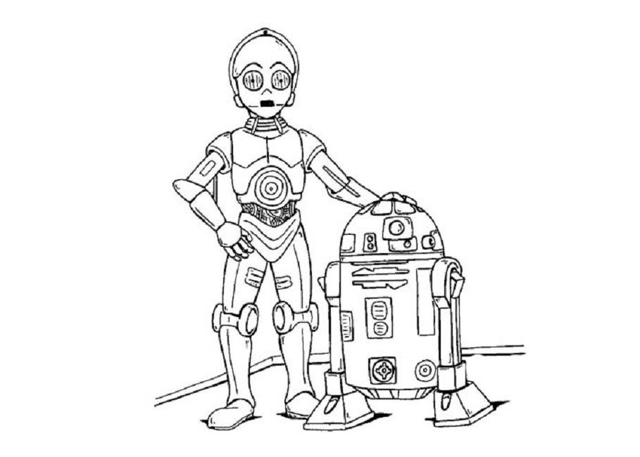 909x650 Lego Robot Coloring Pages Movie Lego Robot And Robot