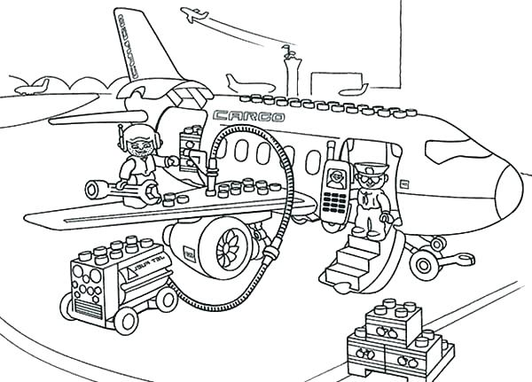600x431 Lego Police Coloring Pages City Coloring Pages City Police