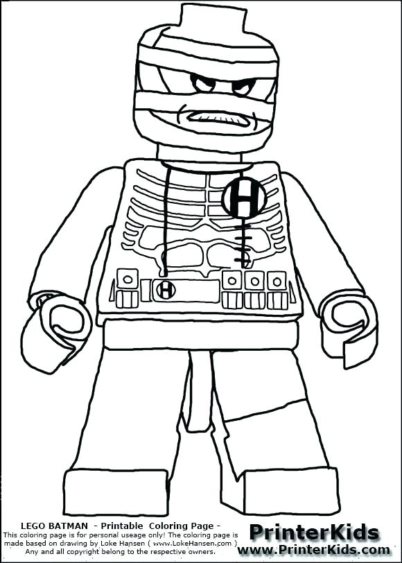 580x812 Lego Space Police Coloring Pages