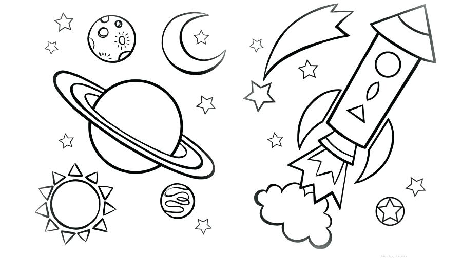 900x506 Space Ship Coloring Page Outer Space Coloring Pages Info Info