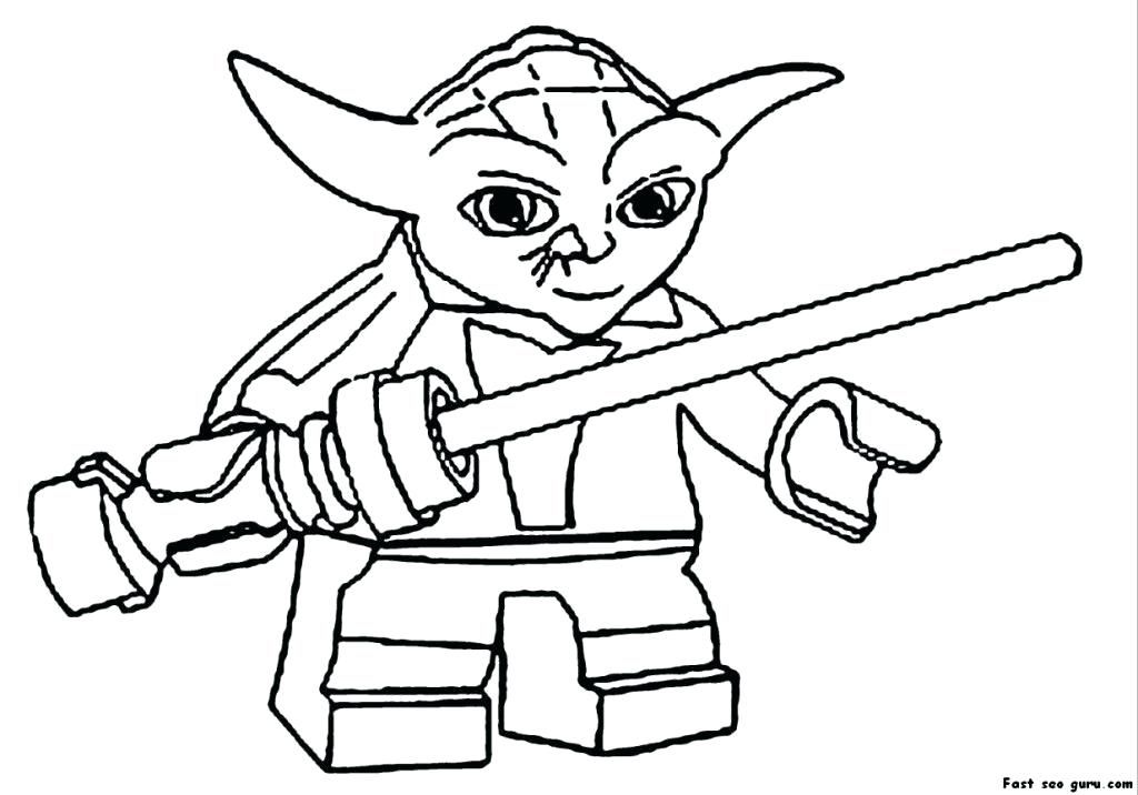 1024x716 Lego Starwars Coloring Pages Star Wars Characters Coloring Page