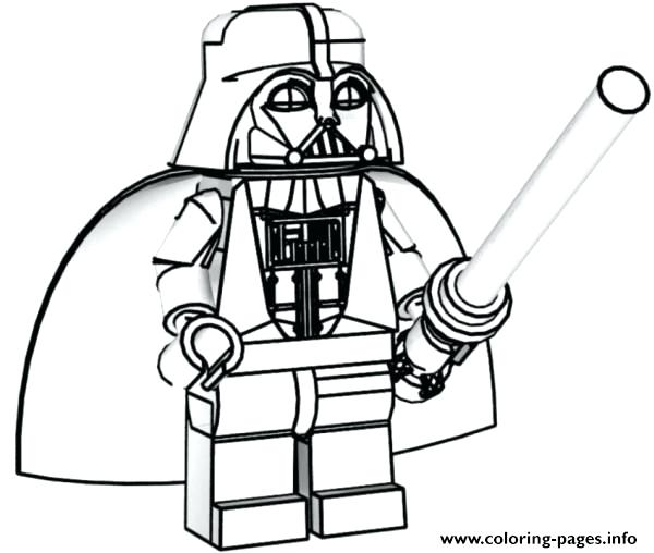 600x508 Coloring Pages Lego Star Wars Star Wars Characters Coloring Page