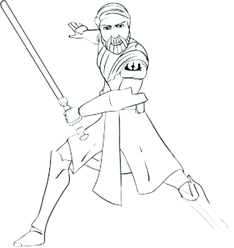 750x795 Star Wars Clone Coloring Pages