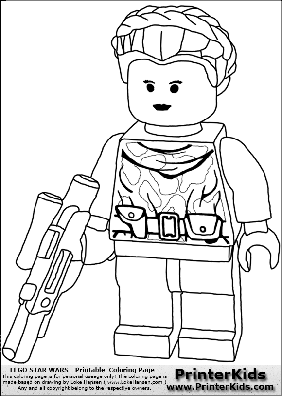 580x812 Lego Star Wars Coloring Pages To Print