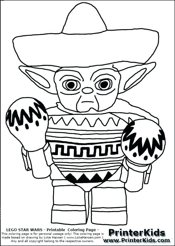 Lego Star Wars Coloring Pages at GetDrawings.com | Free for ...