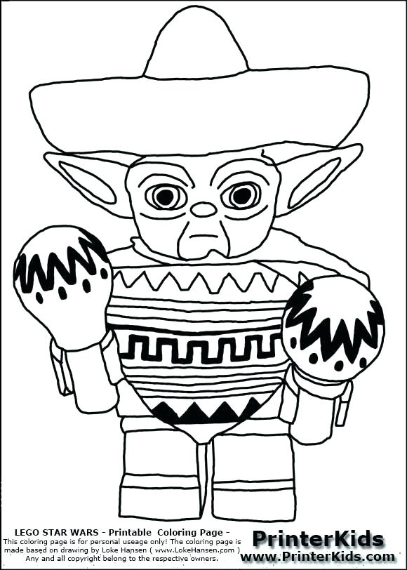 Lego Star Wars Coloring Pages To Print at GetDrawings.com ...