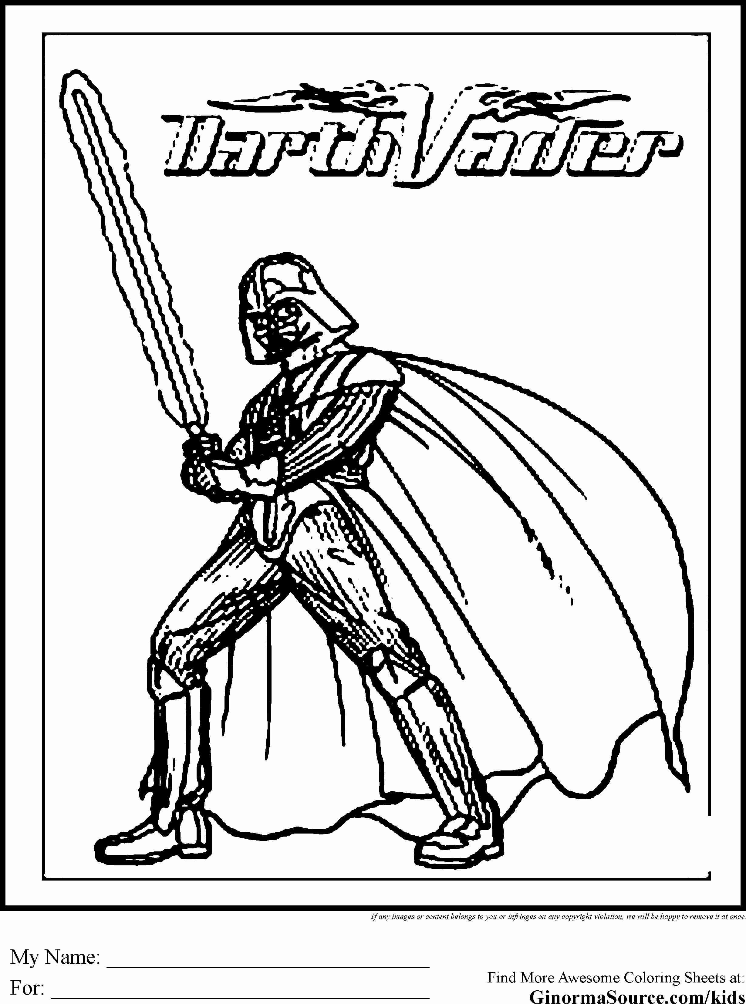 2459x3310 Lego Star Wars Darth Vader Coloring Pages Olegratiy