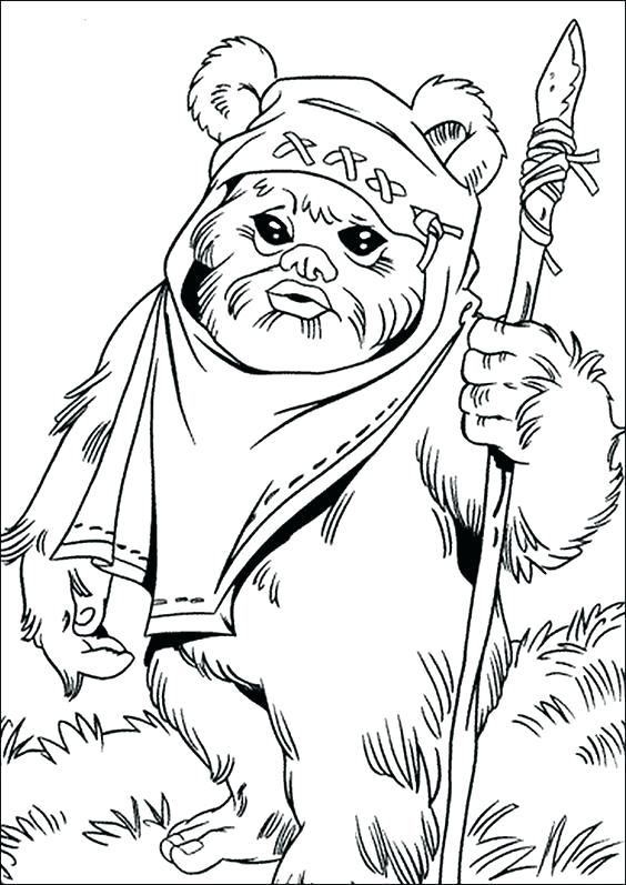 564x797 Star Wars Printable Coloring Pages Star Wars Coloring Pages Star