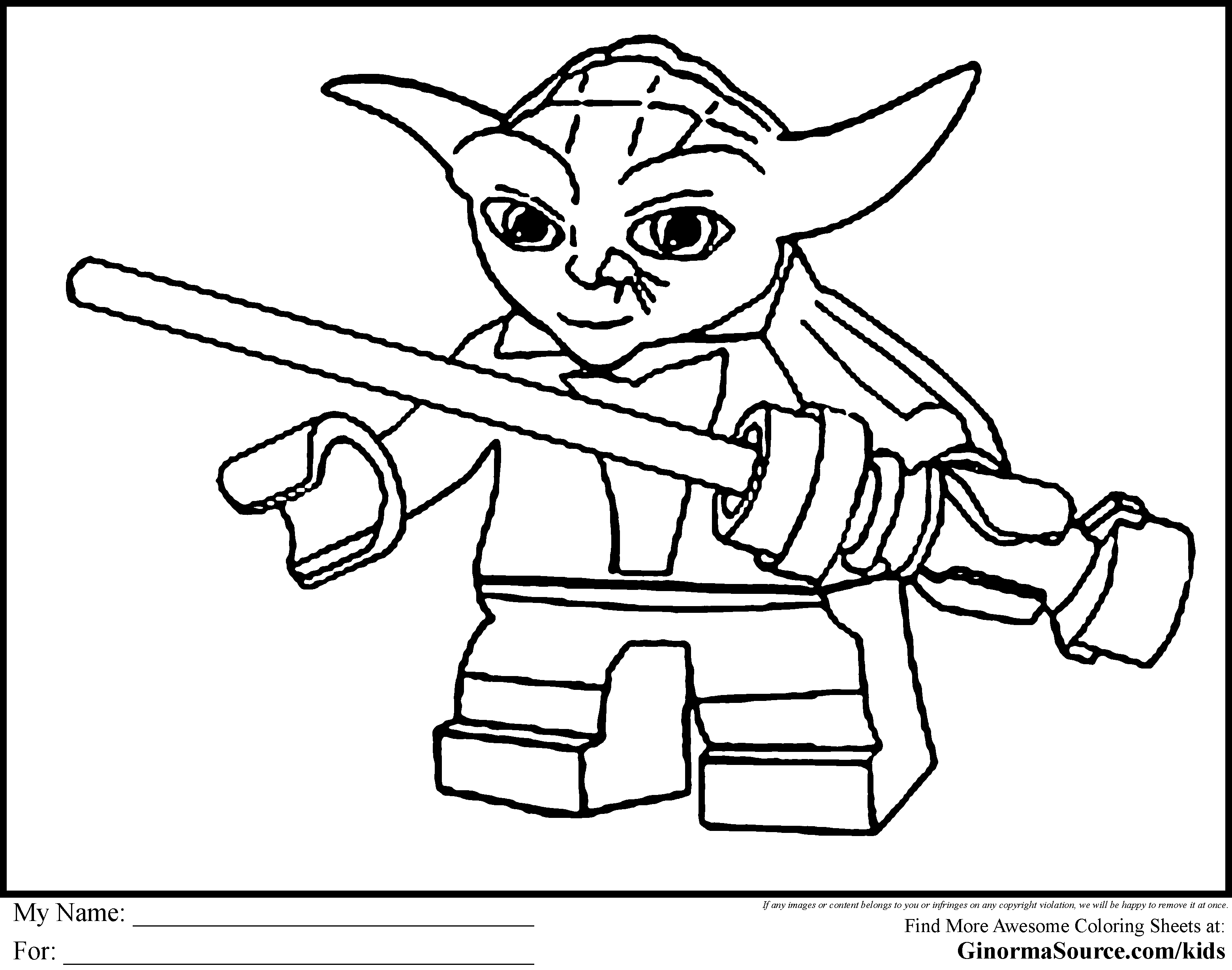 Lego Star Wars Printable Coloring Pages At Getdrawings Free Download