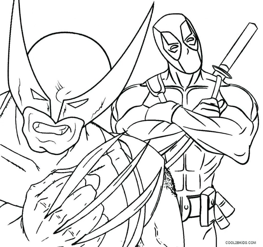 1024x963 Coloring Page Thor Coloring Page Explore Pages For Kids And More