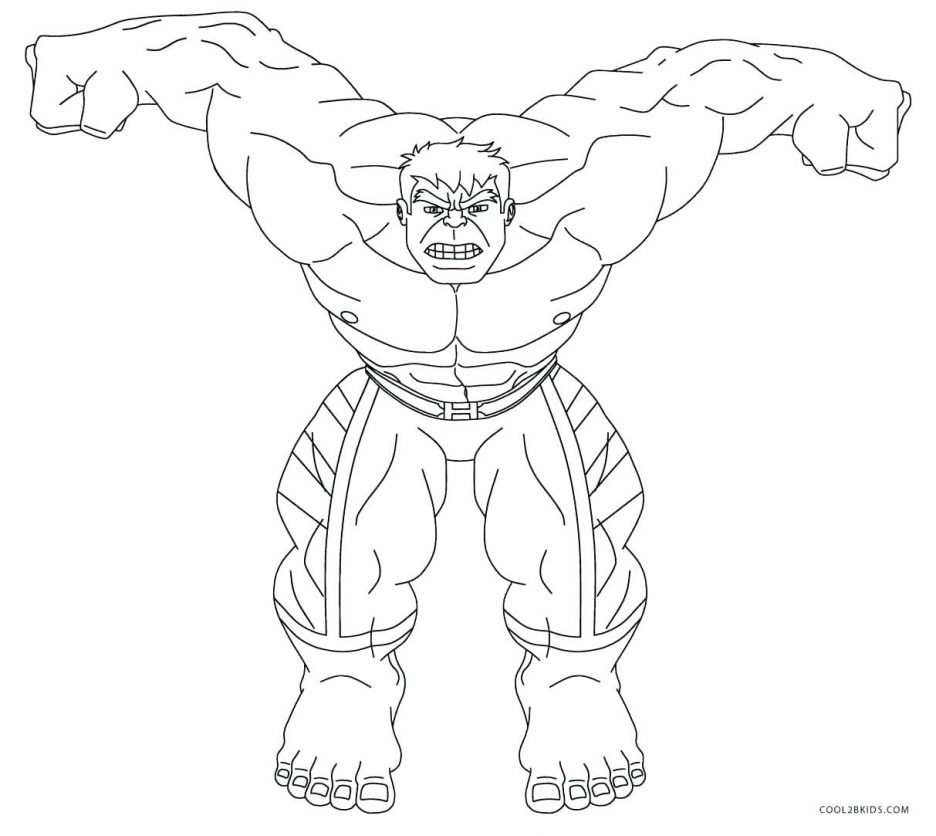 936x836 Printable Thor Coloring Pages For Kids Lego Hulk