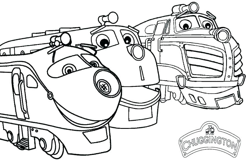 850x556 Coloring Pages Of Trains Coloring Pages Of Train Color Word Free