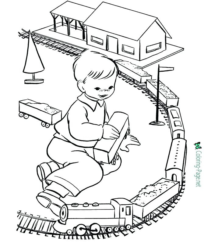 670x820 Coloring Pages Trains Educational Coloring Pages