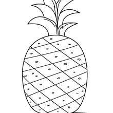 220x220 Lemon Coloring Pages