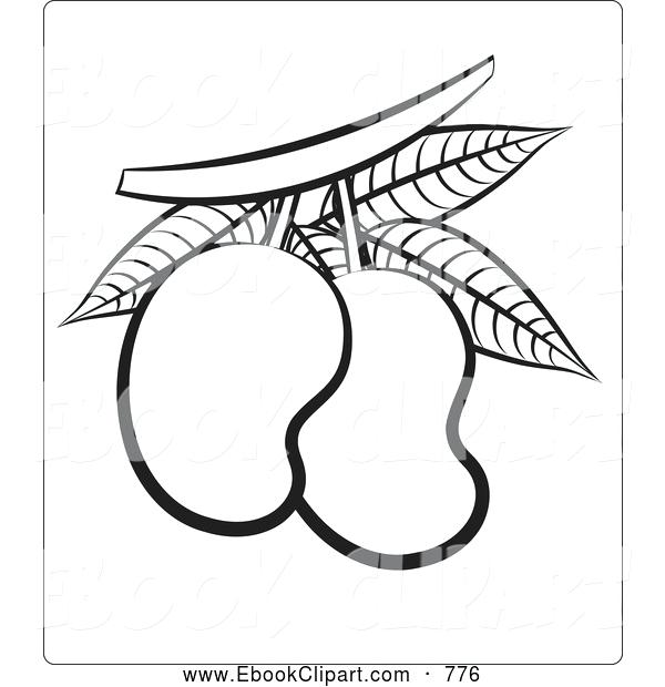 600x620 Mango Coloring Pages Lemon Coloring Page Mango Pages Mango