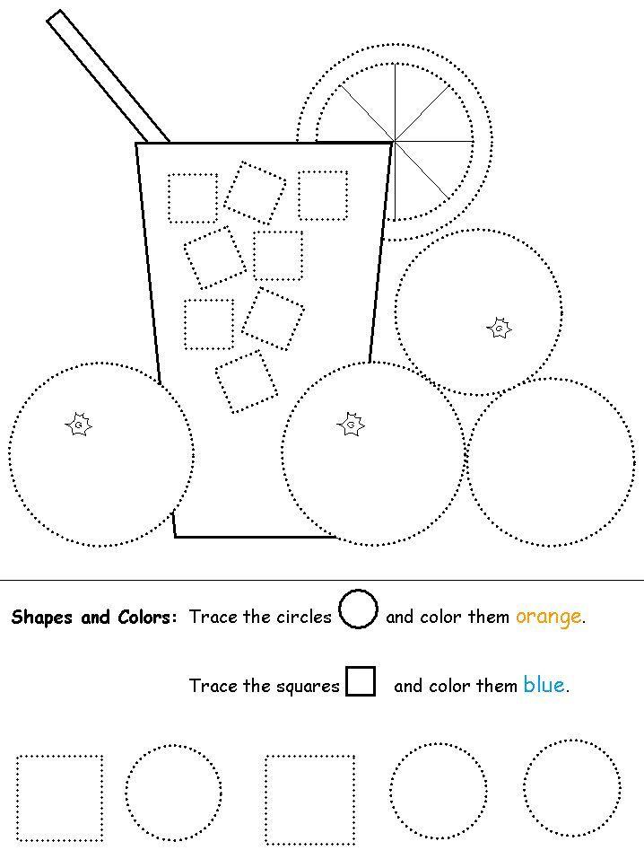 718x957 Lemonade Coloring Pages