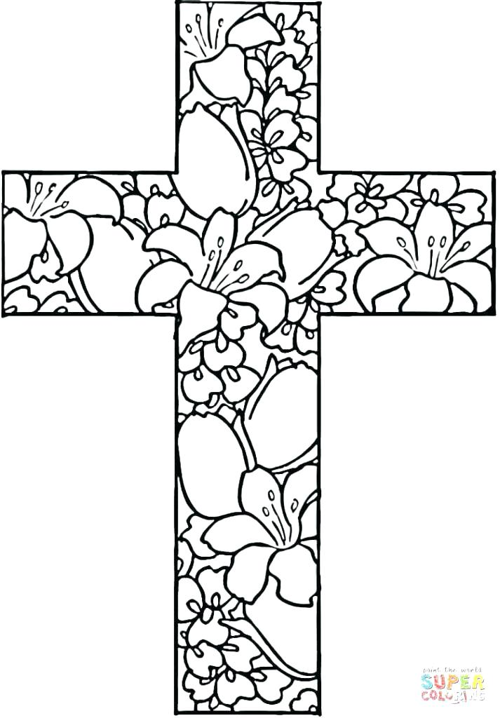 This is a photo of Lent Coloring Pages Printable with regard to grade 1