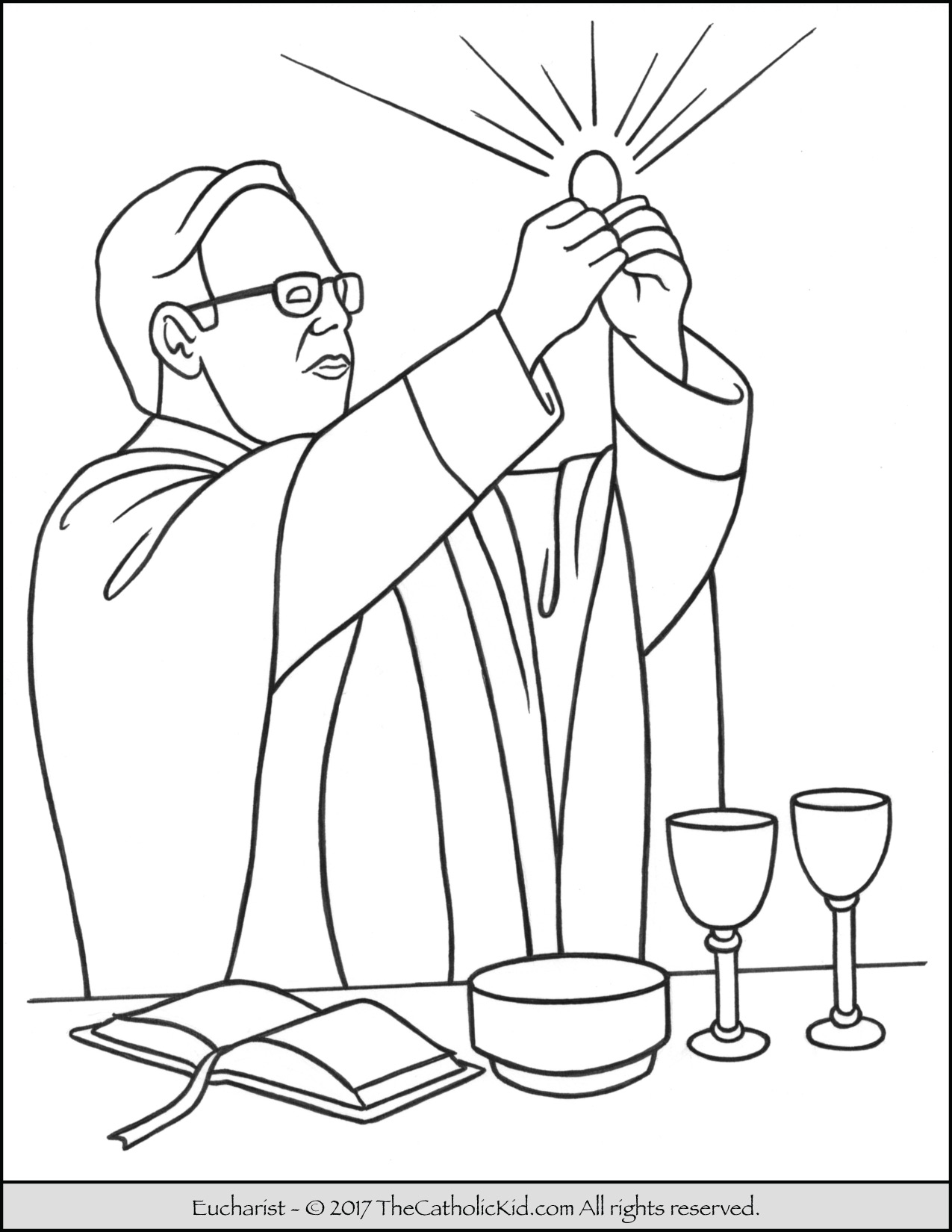 1275x1650 Impressive Lent Activities For Kids Coloring Page Withtholic Pages