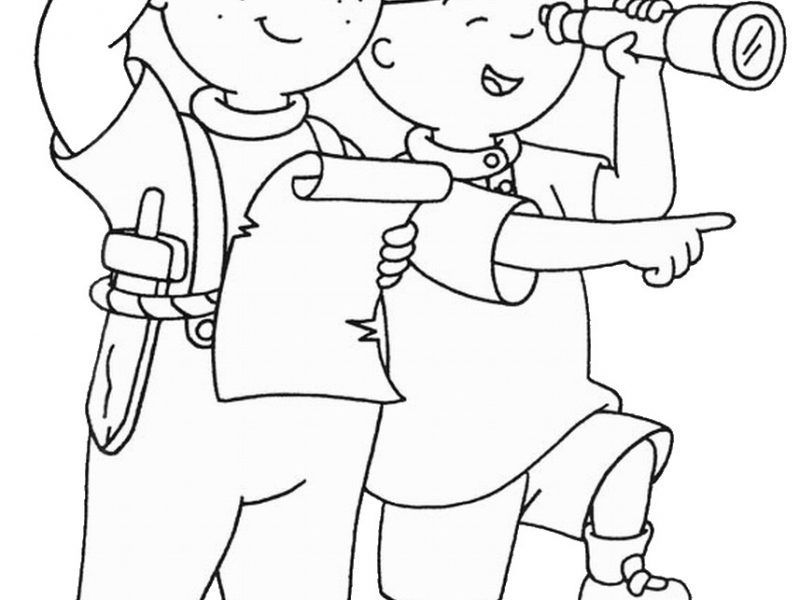 Leo Coloring Pages