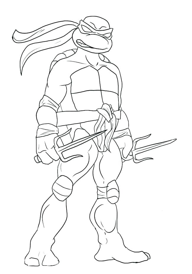 650x927 Tmnt Coloring Pages Leonardo Coloring Sheets Coloring Page