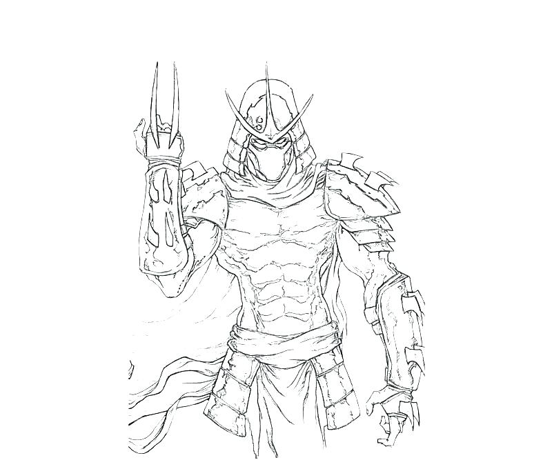 800x667 Tmnt Leonardo Coloring Pages Coloring Page Games Home Shredder