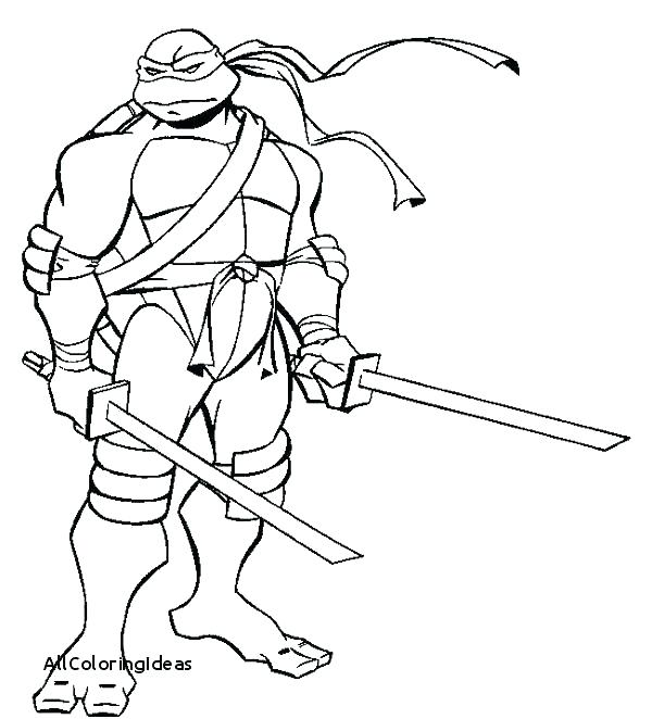 600x662 Tmnt Leonardo Coloring Pages Mutant Ninja Turtles Coloring Pages