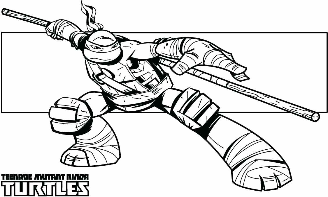 1125x678 Coloring Pages Of Ninjas Fresh Coloring Pages Ninja Turtles